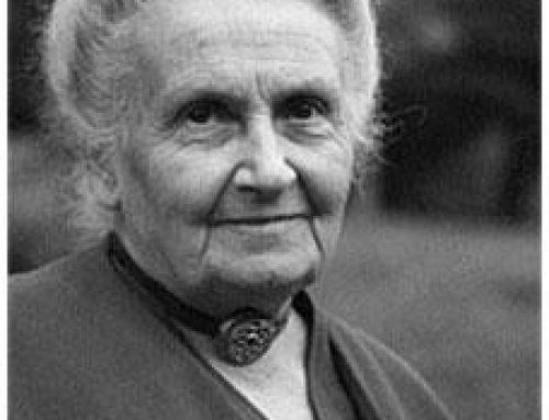 19 MANDAMENTOS PARA OS PAIS – De Maria Montessori