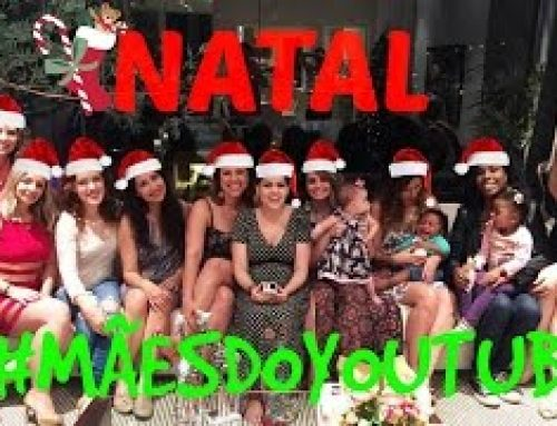 NATAL MÃES DO YOUTUBE