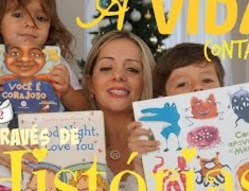DICAS DE LEITURA – Para os irmãos mais velhos que logo receberão um bebê e para crianças com medo de monstros